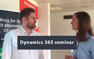 Brandt Revision om seminar Dynamics 365 Business Central