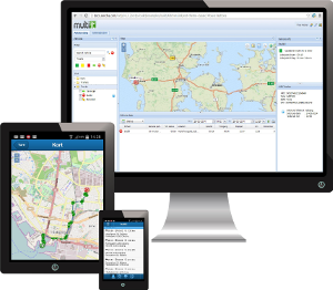 Truckplanner - transportstyring på mobile devices