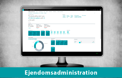 Ejendomsadministration - Dynamics 365 Business Central