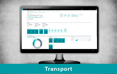 Transport - Dynamics 365 Business Central